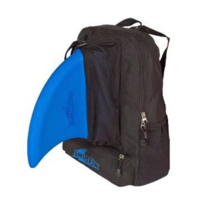 SwimFin Children's Swimming Aid - Child's Back Pack In Black