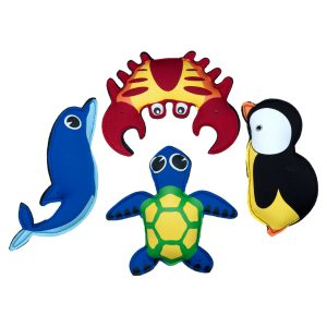 SwimFin Children's Swimming Aid - Funky Floaties
