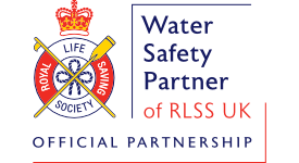 Swimfin Childrens Swimming Aid Partnered with the RLSS