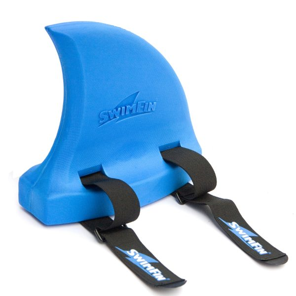 Dolphin Blue SwimFin Swimming Aid