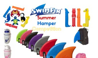 Learn to swim aids for children