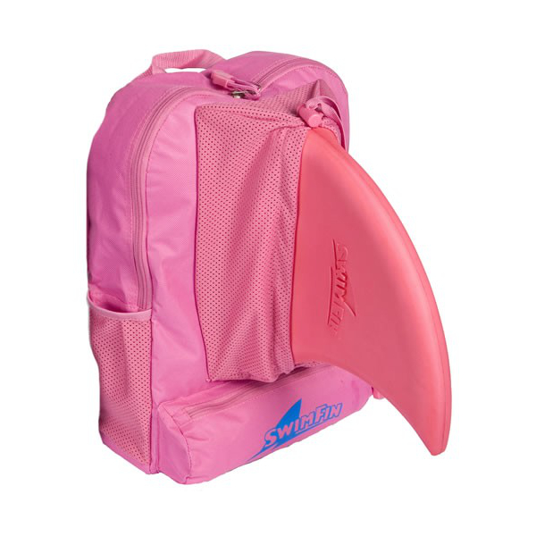 SwimFin Children's Swimming Aid - Child's Back Pack In Pink